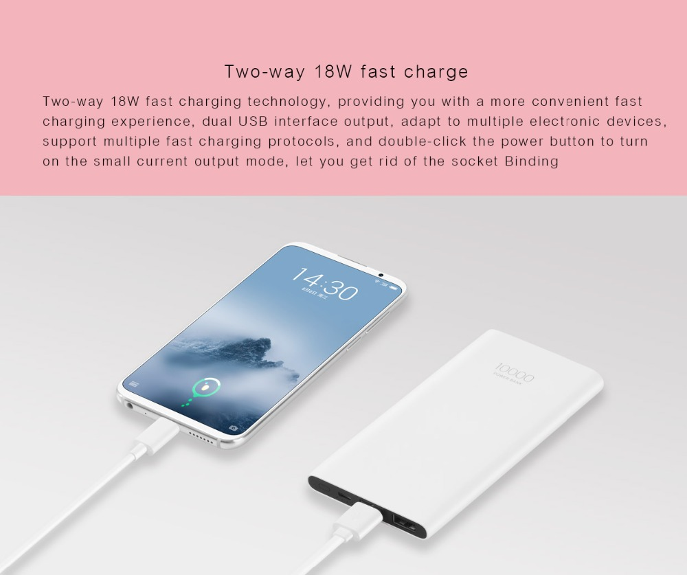 USB Charge Xiaomi Battery 3