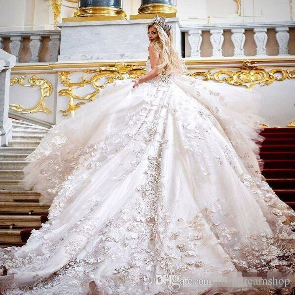 Online Buy Wholesale sparkly wedding gown from China sparkly ...