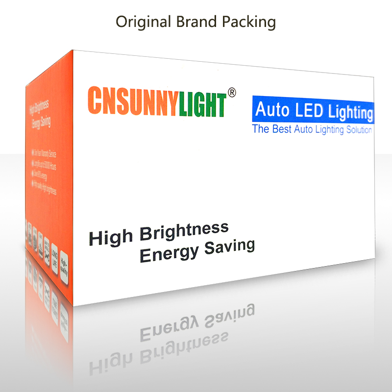 LED brand packing