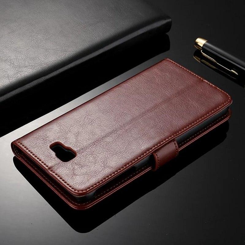 Brand Tuke Flip Leather Cover Case for Samsung On7 2016 G6100 / J7 Prime Wallet Stand Style Phone Case for Samsung J7 Prime