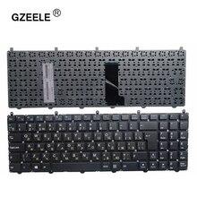GZEELE RUSSIAN Keyboard for DNS Clevo W650SRH W655 W650SR W650SC R650SJ W6500 W650SJ w655sc w650sh MP-12N76SU-4301 RU keyboard