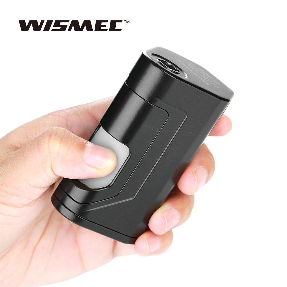 Nouveau modèle d'origine WISMEC Luxotic DF TC Box MOD avec 200 W énorme puissance et 1.3 pouces écran Squonk Mod VS WISMEC Luxotic BF/RX GEN3 Mod
