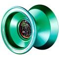 Auldey yoyo del metal aluminio diábolo rodamiento kk mariposa yoyo rodamientos de alta velocidad juguetes de los niños