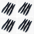 16pcs 8 Pairs 5x3 5030 5040 6040 Nylon Prop Propeller CW/CCW for 250 mini Quadcopter QAV250 BLACK RED YELLOW ORANGE