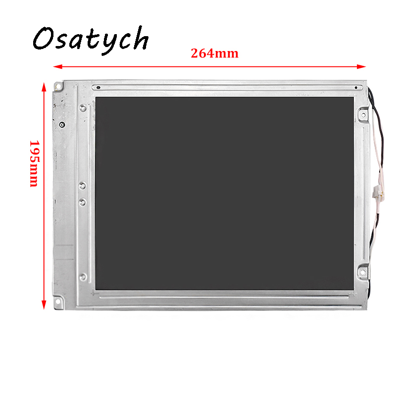 For Sharp 10.4inch LCD screen display panel Digitizer Replacement LQ10D421/LQ10D42/LQ104V1DG21/ LQ104V1DG11 industrial display lcd screen10 4 inch lq10d42 lq10d41 lq10d421 lcd screen used 90 page 8