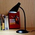 DIODO EMISSOR de LUZ Ajustável de Carregamento USB Lâmpada de Mesa Proteção Para Os Olhos Luzes Candeeiros De Leitura De Mesa de Estudo do Aluno Frete Grátis