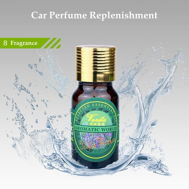Car Perfume Auto Aroma Flavoring 100 Original Smell Essentials Car Air Freshener Fragrance Diffuser Scent Humidifier Accessories 1