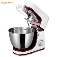 1200W 4.2L 6 speed Kitchen Electric Food Stand Mixer Whisk Blender Cake Dough Bread Mixer Maker Machine