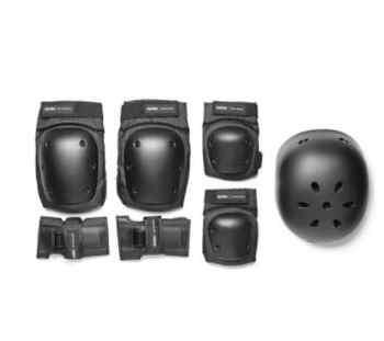 Xiaomi ninebot riding helmet no. 9 balance bike protector set adult and child unicycle black protector set