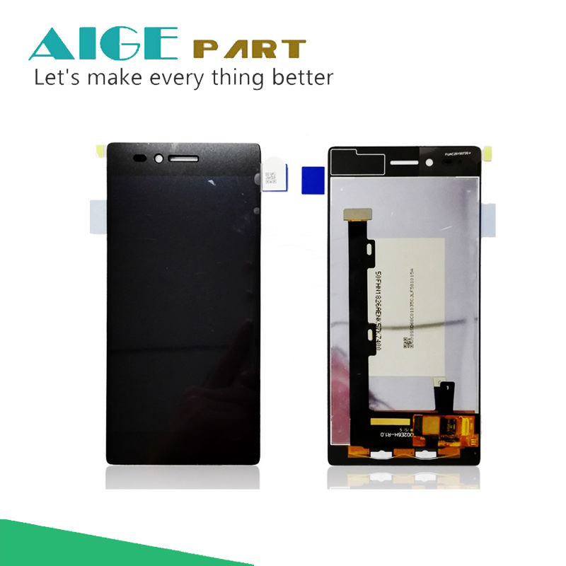 For Lenovo Vibe Shot Z90 Z90a40 Z90-7 Z90-3 Lcd Screen Display+Touch Glass Digitizer Assembly replacement Pantalla free shipping аксессуар чехол lenovo z90 vibe shot z90a40 zibelino soft matte zsm len vib shot