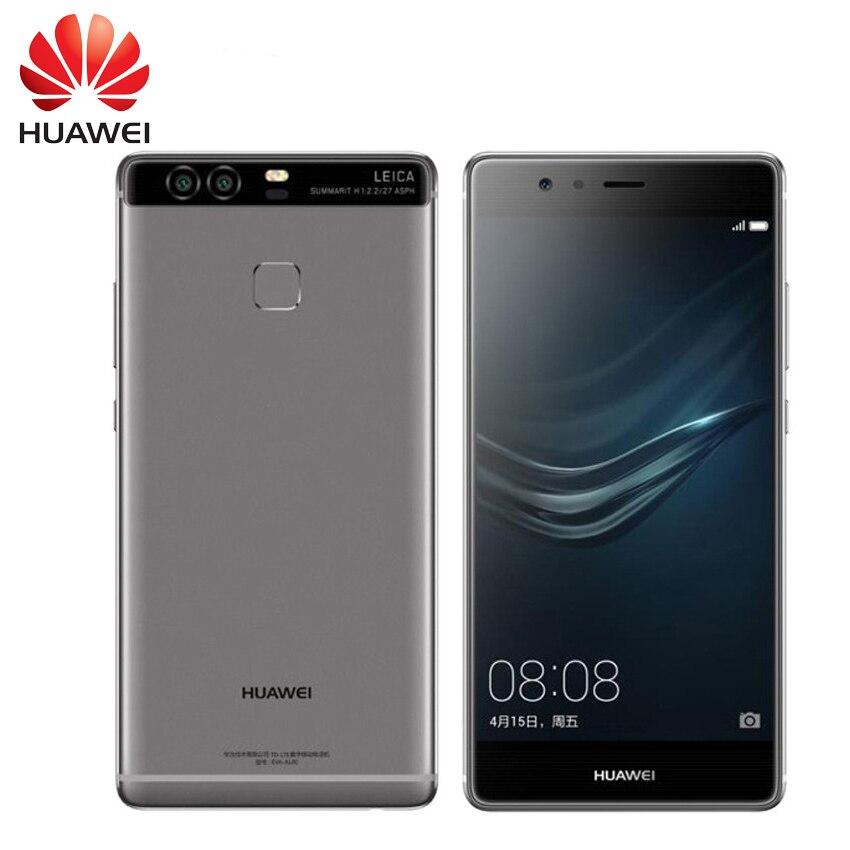 Original Huawei P9 Plus 4GB RAM 64/128GB ROM Kirin 955 Octa Core Mobile Phone 5.5