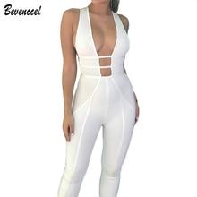 Party Bodycon สินค้าใหม่มาใหม่สีขาวผู้หญิง Elegant