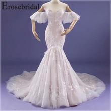 Erosebridal 2019 Pink Wedding Dress Bride Dress