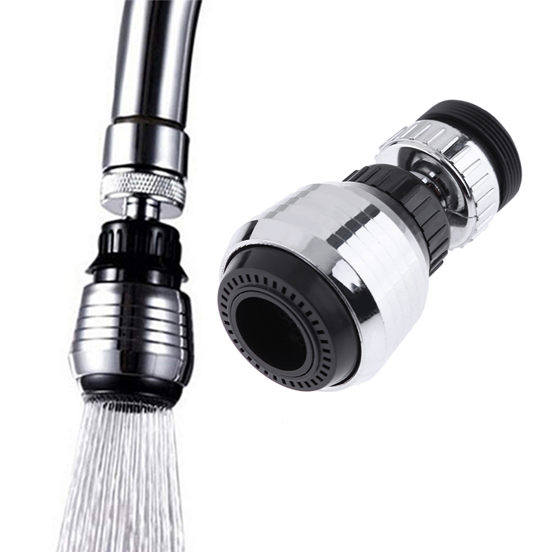 Kitchen Faucet Nozzle 360 Degree Rotate Torneira  Water Saving Faucet Shower Head Nozzle Tap Connector
