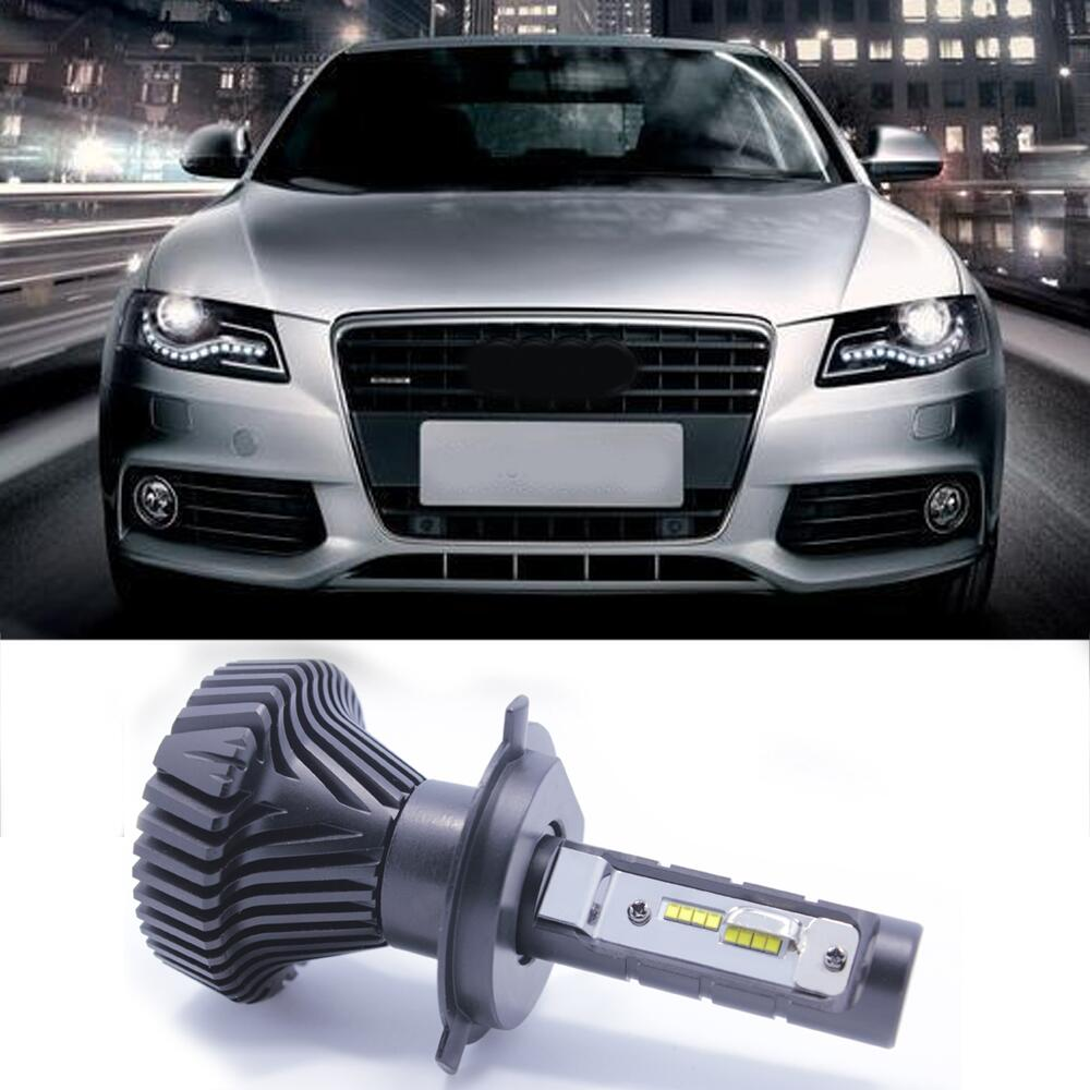 For Hyundai Accent GETZ H-1 starex H-1BOX Lantra Pony Sonata H4 40W LED Led Car Headlight High Low Beam Car Accessories hyundai getz 1 3i 1 6i