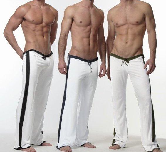Custom Made Plus Size Men's Pants / Men's Yoga Pants / Men