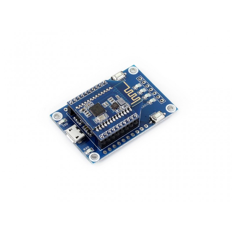 Parts Dual-mode BluetoothEvaluation Kit to TTL Serial Module designed to be master/slave ...