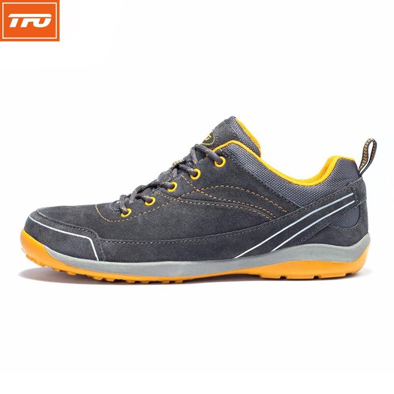TFO Uomo Scarpe Atletica Walking Scarpe Uomo scarpe Da Ginnastica  Traspiranti Scarpe Da Trail Uomo Sneakers Leggeri Scarpe Da Montagna Sport  All aria Aperta ... 2d8d46dedd6