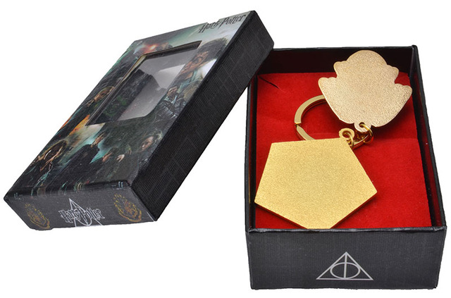 Брелок шоколадная лягушка Гарри Поттер 1