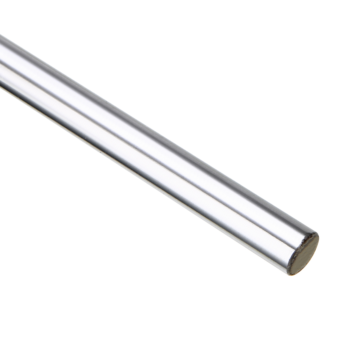 1x Linear Smooth Rod 8mm X 600mm Bearing Steel Rod Bar Cylinder Linear Rail Linear Shaft Optical Axis For 3D Printer Parts шезлонг basic plus kettler