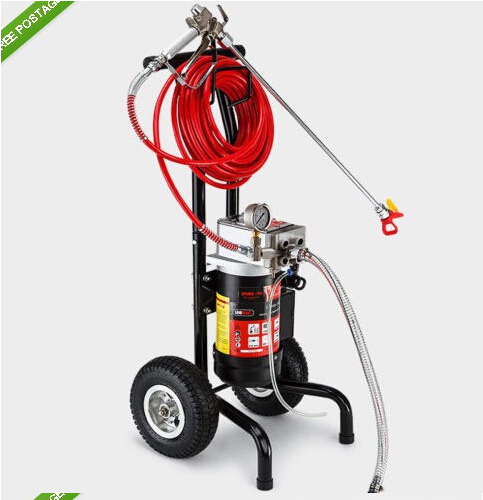 NEW 210bar 3045 PSI ELECTRIC AIRLESS PAINT SPRAYER SPRAY GUN SPRAYER MACHINE WITH 50CM EXTEND POLE 515 517 519 NOZZLE TIPS professional airless paint sprayer parts 75cm extend pole suit for electric airess paint sprayer