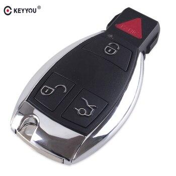 Chiave Telecomando per Mercedes Benz 2000+ Year BGA  3+1 4 Tasti 315MHz