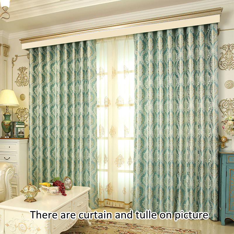 European Golden Royal Luxury Curtains For Bedroom Window Curtains For Living  Room Elegant Drapes Curtains In Curtains From Home U0026 Garden On  Aliexpress.com ... Part 56