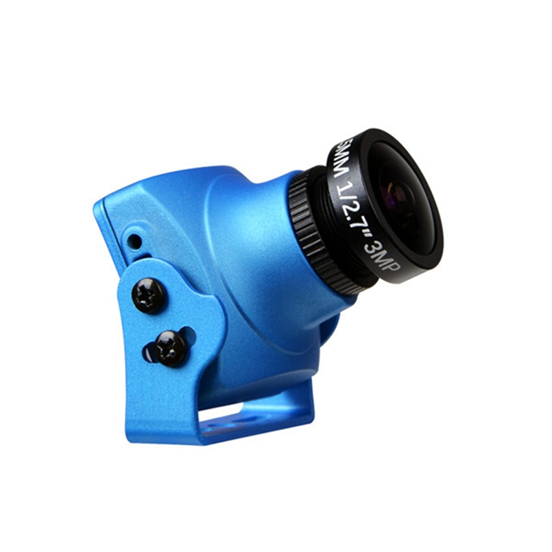 ФОТО New Arrival Foxeer Monster V2 1200TVL 1/3 CMOS 16:9 PAL/NTSC FPV Camera w/ OSD and Audio