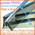 JCUV Путешествие Kuga Побег Пограничного Encore Мокка Компас Land Cruiser Prado 120 150 солнцезащитный козырек дождь щит окно дефлектор, 4 шт./компл.