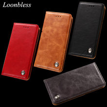 Wallet Luxury Flip Leather pouch For Huawei Y6 Y7 Y9 Y3 Y5 II Prime Pro 2019 2018 case 2017 2016 phone cover Fundas coque bags(China)