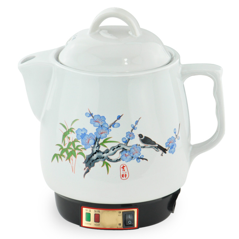 Electric kettle Medicine pot of Chinese herbal medicine ceramic automatic automatic decocting pot chinese medicine pot medicine casserole ceramic electronic medicine pot medicine pot electric kettle