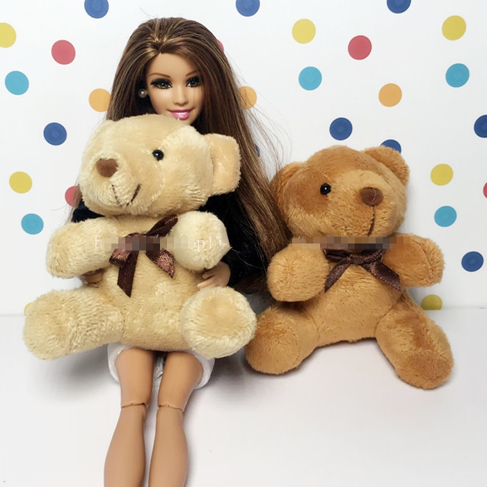 2017 New 1/6 Doll Shooting Props Doll Bear Toys Accessories Blyth Photography Props For Barbie Doll