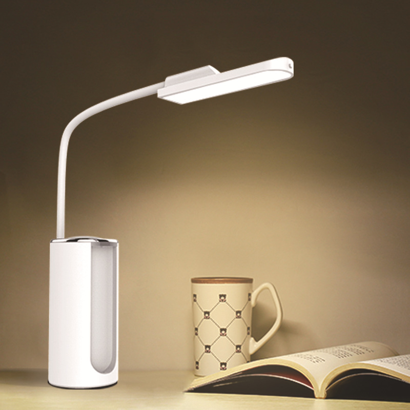 USB LED Table Lamp Touch On/off Switch Compact Foldable Rechargeable Desk Lamp Eye Protection Book Reading Desk LightUSB LED Table Lamp Touch On/off Switch Compact Foldable Rechargeable Desk Lamp Eye Protection Book Reading Desk Light