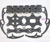 20DOF Aluminium Hexapod Robotic Spider Six Legs Robot Frame Kit F17329 /F17330