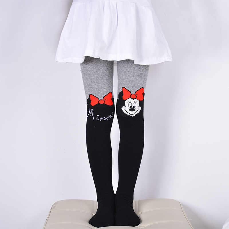 2c40841afe5 ... Kids Baby Girls Tights Stockings Flower Ballet Girl Princess Dance  Pantyhose Cotton Bebe Pantyhose Thigh Hosiery ...