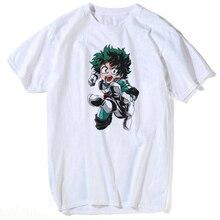 My Hero Academia Deku Printed T-Shirt