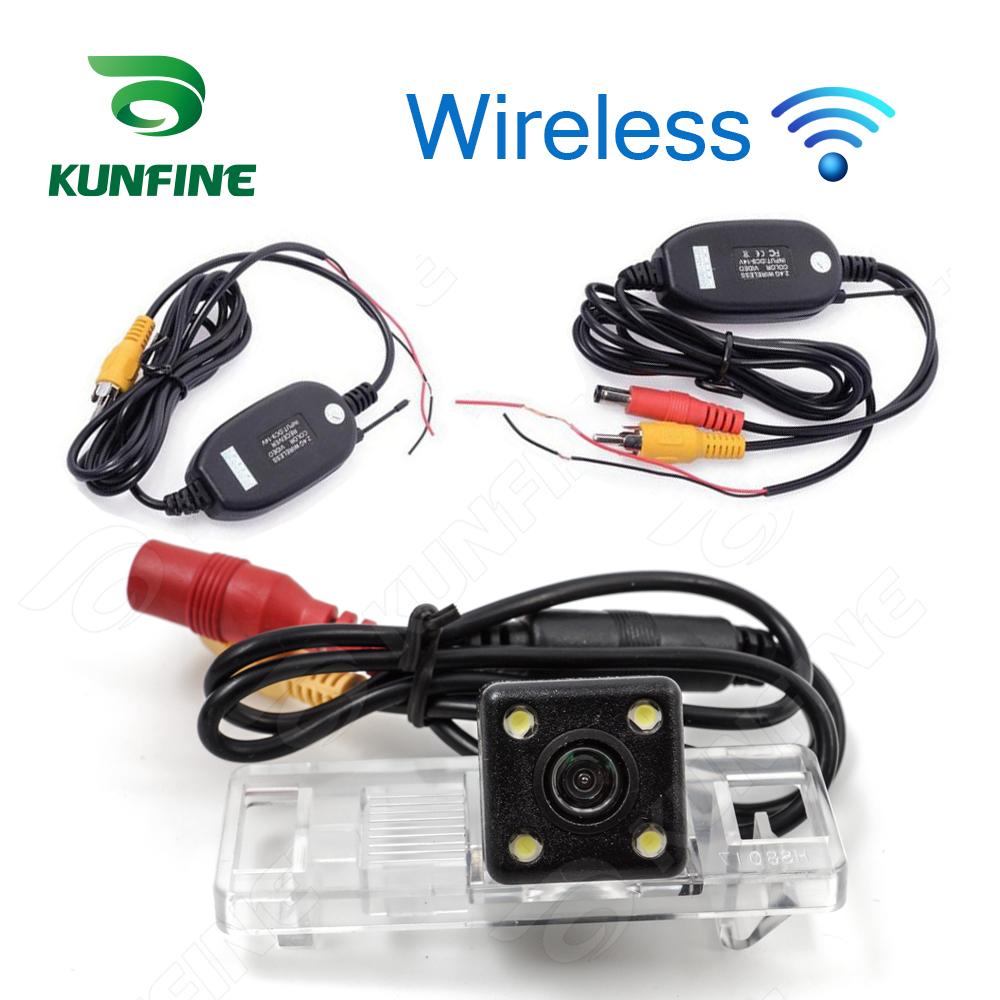 Wireless Car Rear Camera for Peugeot 307 Hatchback 307CC Auto Backup ...