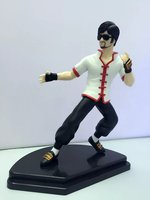17CM PVC Online game figure Bruce Lee action figure collectible model toys for boys