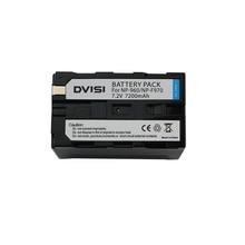 DVISI NP-F970 NP F970 NP-F960 NP-F950 7200 mAh Caméra Batterie Pour Sony CCD-RV100 CCD-TRV58 DCR-TRV110K z1
