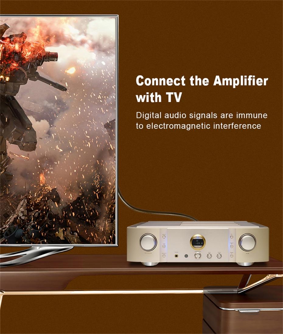 7 Digital SPDIF Audio Cable