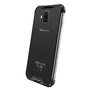"""Image 5 - Blackview BV9600 Pro IP68 Waterproof 6GB+128GB Mobile Phone 6.21"""" Octa Core Android8.1 Wireless Charging NFC Dual SIM Smartphone"""