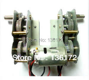 original Henglong 3869/3879/3888/3888A/3899/3899A 1/16 RC tank spare parts metal drive system /gearbox