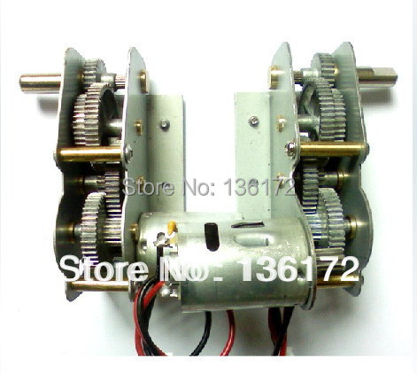free shipping Henglong 3869/3879/3888/3888A-1 3899-1 3899A-1 1/16 RC tank spare parts metal drive system /gearbox 4pcs set henglong rc tank 3818 3819 3838 3839 3849 3859 3869 3879 3889 ect 1 16 rc tank parts gearbox free shipping