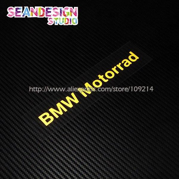 For BMW Motorrad S1000RR F800R K1200R F650GS F800GS R1200GS ADV helmet motorcycle Stickers moto bike Decals Waterproof 21