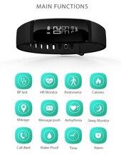 V07 умный Браслет Приборы для измерения артериального давления сердечного ритма Мониторы Bluetooth спортивный браслет