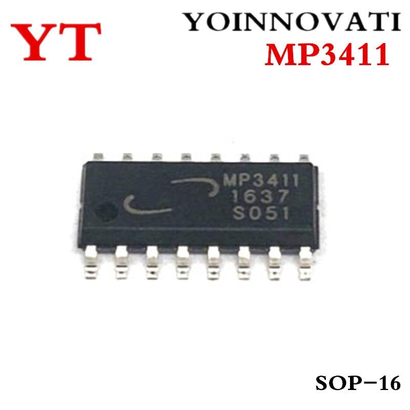Free Shipping 5pcs/lot MP3411 3411 SOP16 IC Best Quality