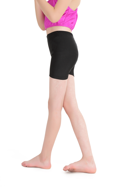 cf931a079 Speerise Children Ballet Shorts Girls Jazz Gymnastic Lycra Spandex ...