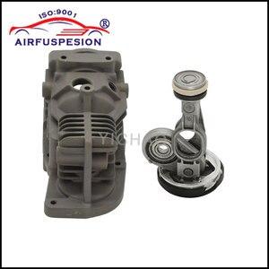 Image 3 - Für Mercedes W164 W221 W251 W166 Pleuel Kolben Zylinder Luftfederung Kompressor Pumpe Reparatur Kits 1643201204 2213201304