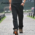 Alta Qualidade Masculino Calças Táticas Militares Homens Multi-Bolso Design Calças Corredores Moletom Homme Folgado