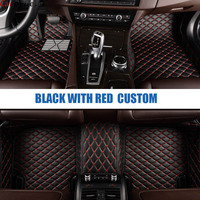 Car Believe Auto car floor mats For Dodge Journey Caliber Avenger Challenger Charger waterproof car accessories carpet rugs